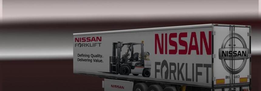 Nissan Forklifts v1.0