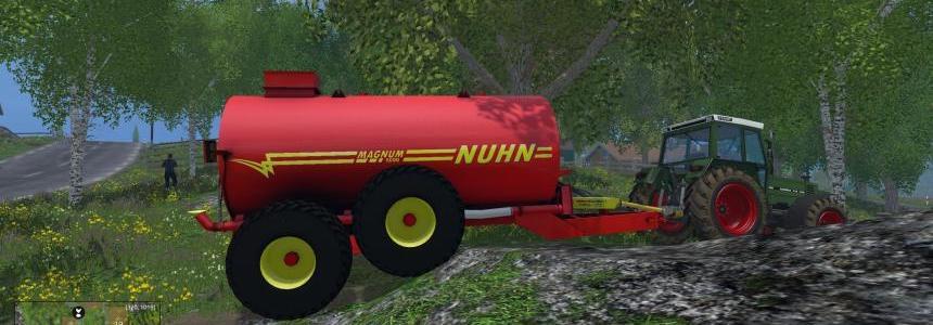 Nuhn Manure Tank Pack