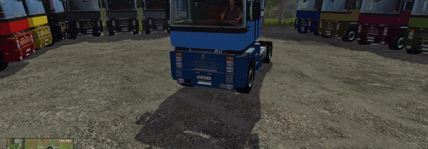 Pack Renault Integral v1