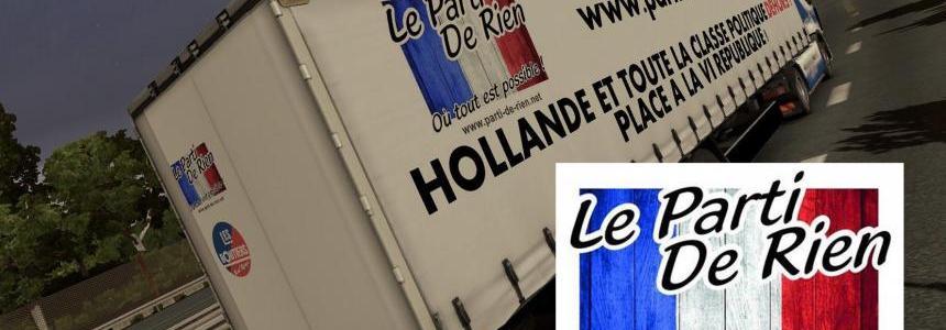 Parti de rien France Thierry Borne Trailer