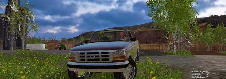 PickUp F1000 HDS