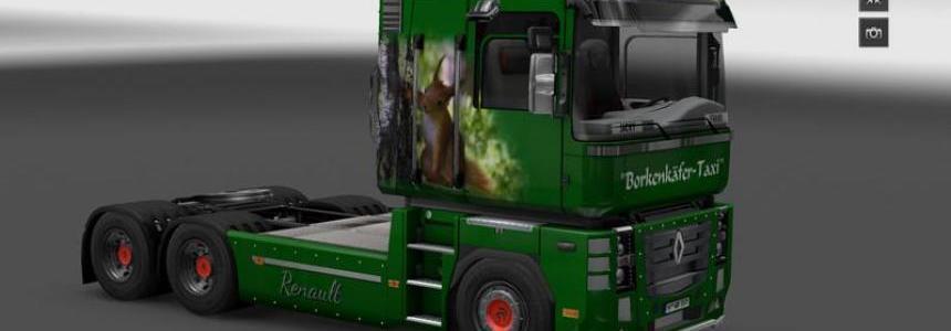 Renault Magnum Klenk Holz AG v1.0