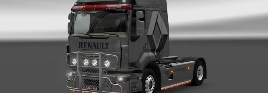 Renault Premium Skin