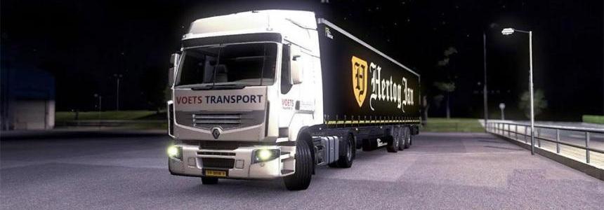 Renault Premium – Voets transport