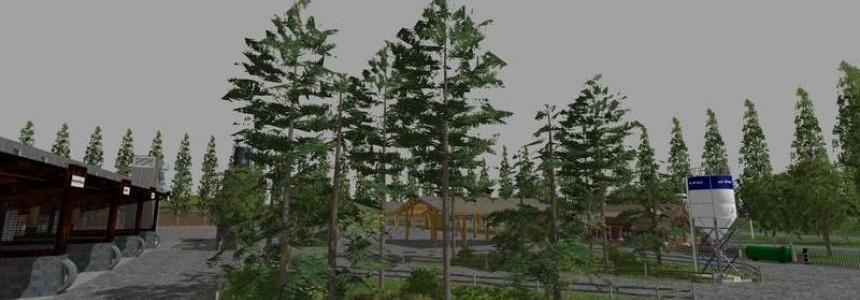 Replacement of trees v1.0