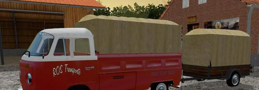 ROS VW Bus and Trailer v1.2