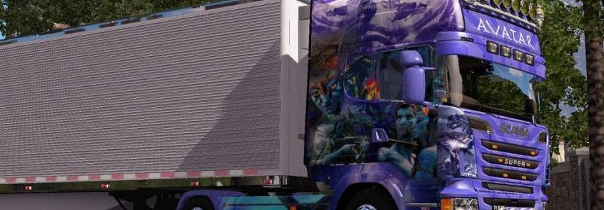 Scania Avatar Skin