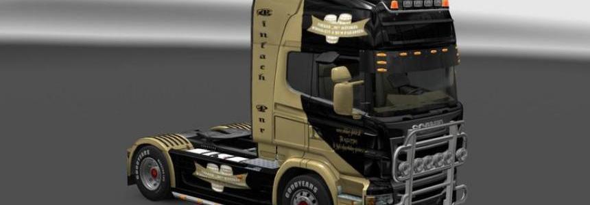 Scania R 2009 Mc RATZKE v1.0