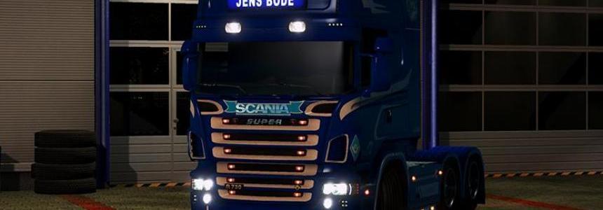Scania R2008 V2.4 1.17.xx