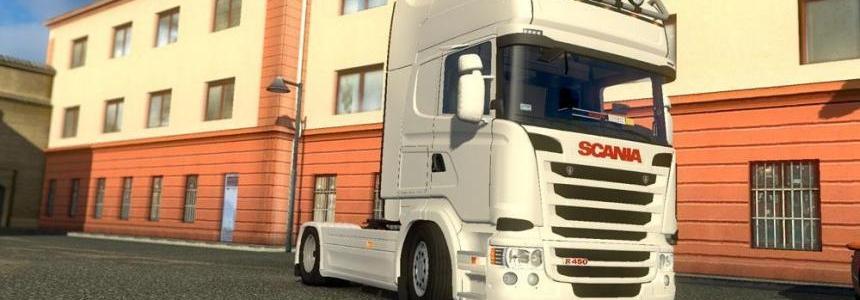 Scania R450 v1.16.x