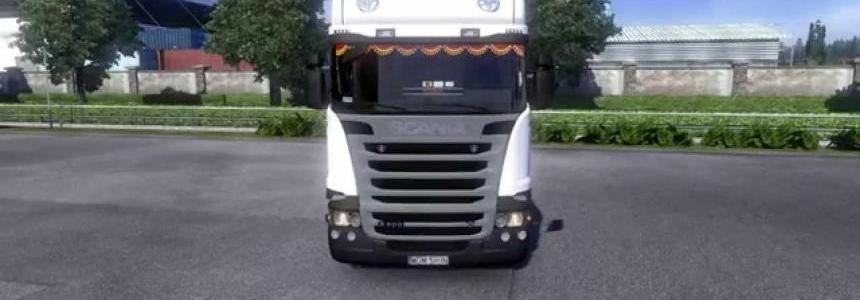 Scania Streamline 1.16.x