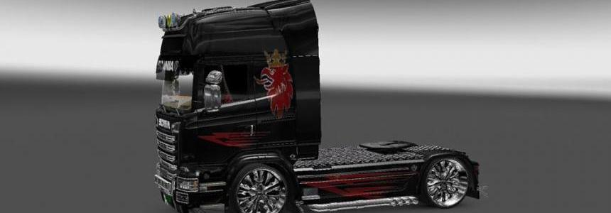 Scania Streamline SD1 Skin