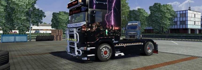 Scania thunderstorms v1.0