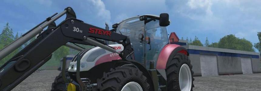 Steyr 30 SZ front loader v1.0