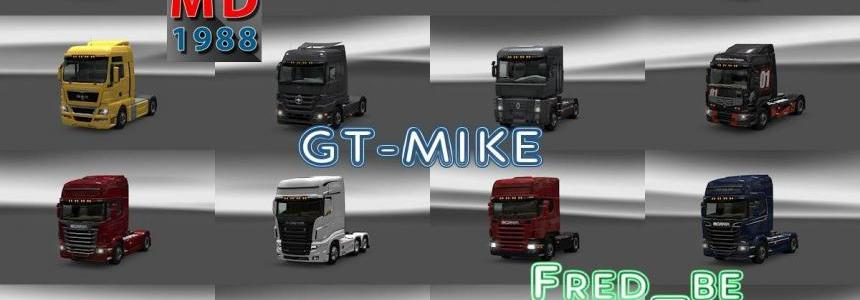 Sunshield for all trucks 1.16.x