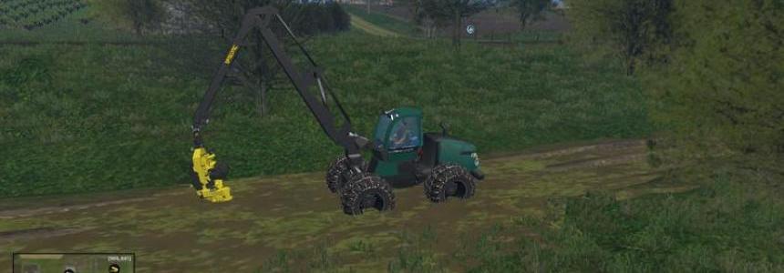 Timberjack 870b v1.0 Beta