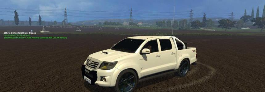 Toyota Hilux City Version