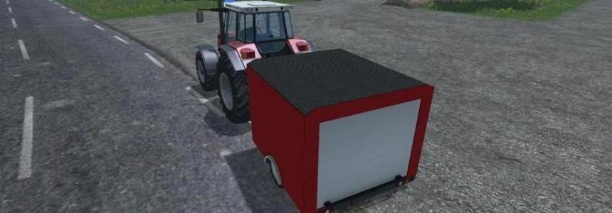 Tractor firefighters Pack v1.0