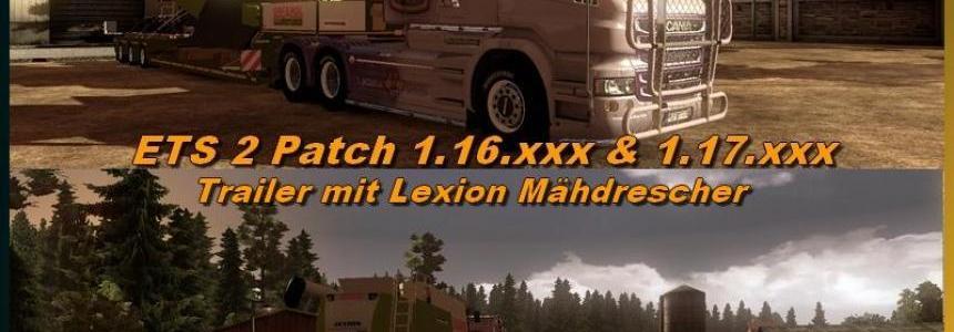 Trailer Lexion v1.17.x