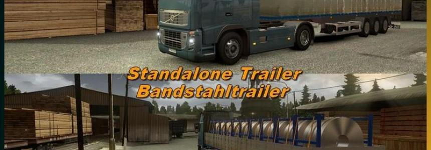 Trailer with steel bands v1.0