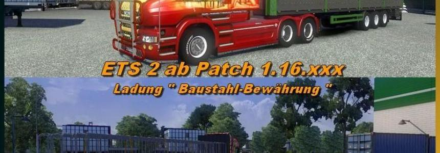 Trailer with steel probation v1.0
