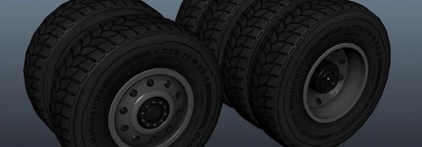 Truck Wheels grobes Stollenprofil v1.0