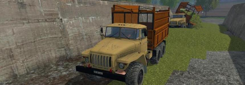 Ural 5557 Pack v1.0