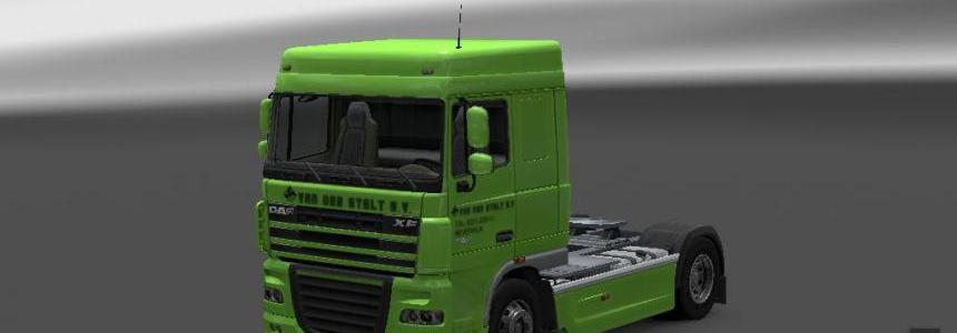 Van der stelt Truck + Trailer