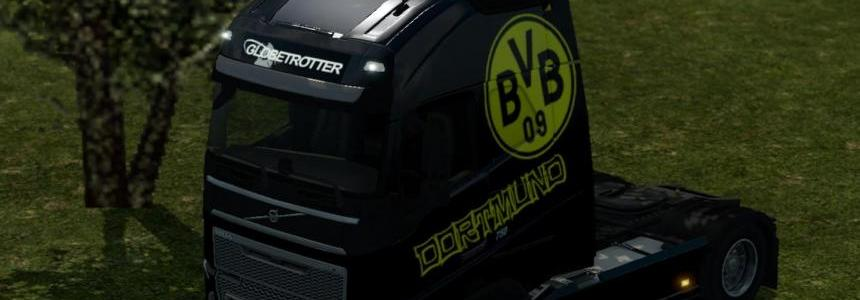 Volvo FH Dortmund Skin 1.16.x and 1.17.x