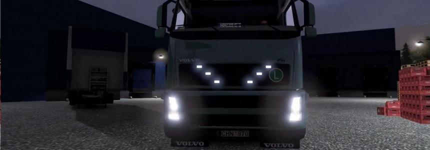 Volvo FH Truck + Interior