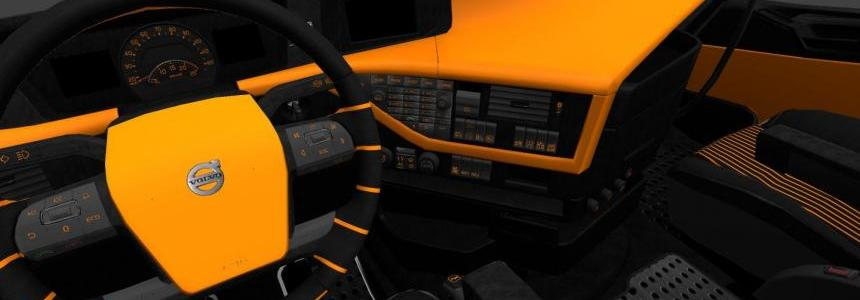 Volvo FH16 Interior 1.16.x and 1.17.x