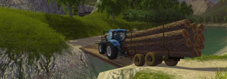 WoodTrailer TM12 v0.8 Beta