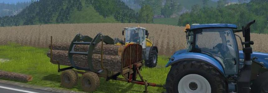 WoodTrailer TM12 v0.9.1