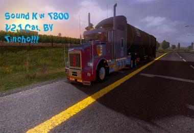 Kenworth T800 sound cat V2.1 by tinch
