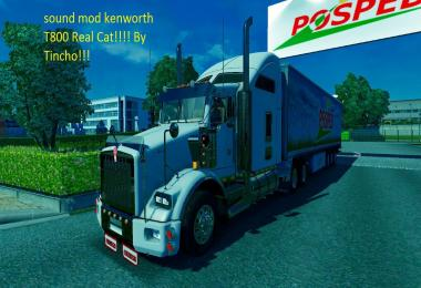 Kenworth T800 sounds 1.16.x