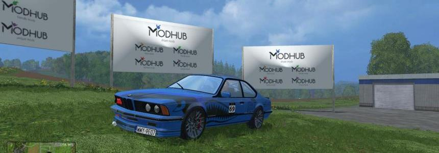 BMW E24 M635 CSi v1.0