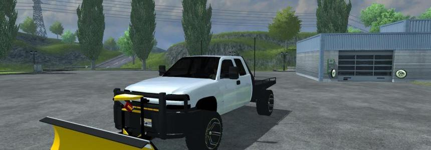 2002 Chevy Duramax Flatbed v2