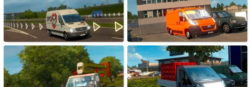 AI Traffic Mods Pack v1.17