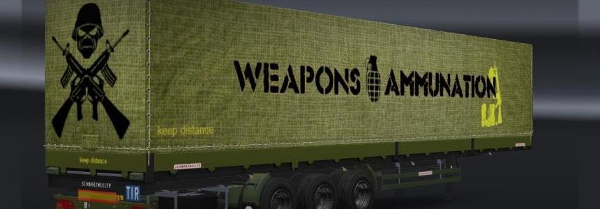 Army Skin Pack by RPaiva v1.0 – 1.17.1s