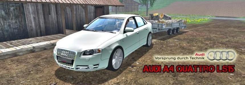 Audi A4 Quattro v1.0