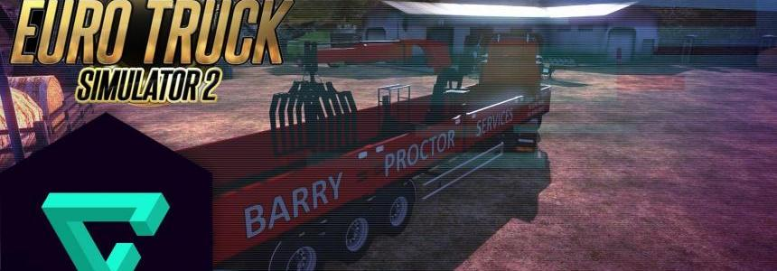 Barry Proctor Brick Trailer