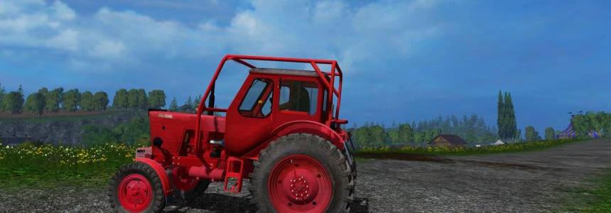 Belarus MTZ 50 Red Edition v1.0