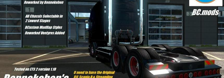 Bennekebens Lowerd RJL Chassis mod v1.0