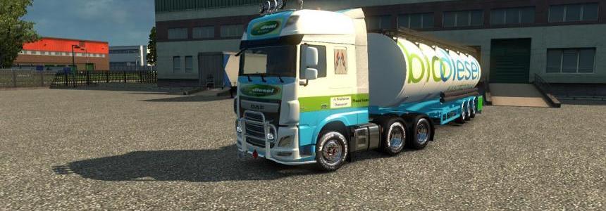 Bio Diesel Tanker 1.16.2 / 1.17