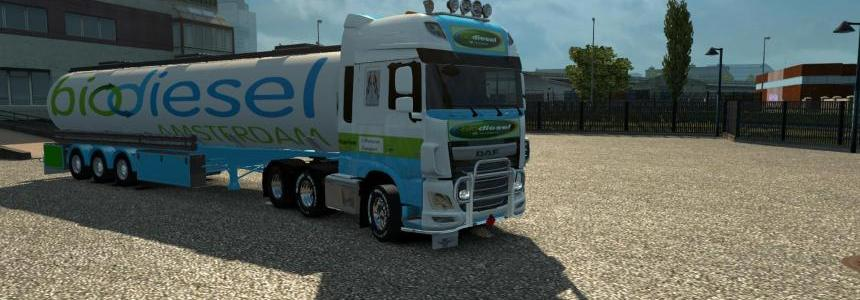 Bio Diesel Trailer 1.1.6 / 1.17
