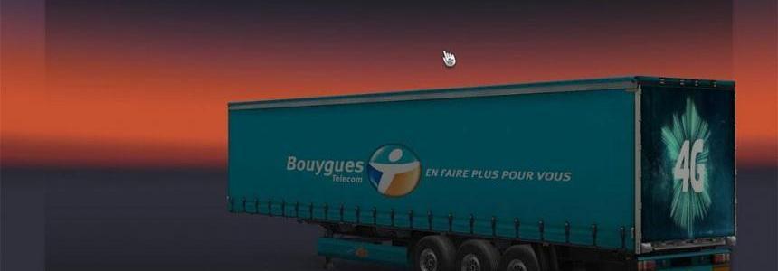 Bouygues Telecom Trailer
