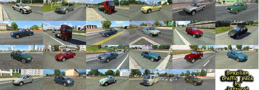 Brazilian traffic pack by Jazzycat  v1.2