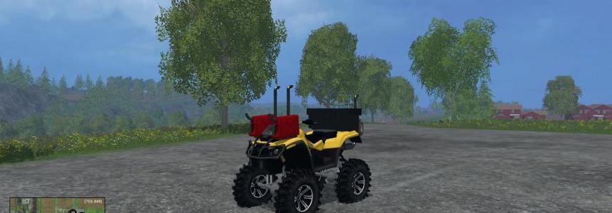 Can am 1000 Mudder Car v1.0