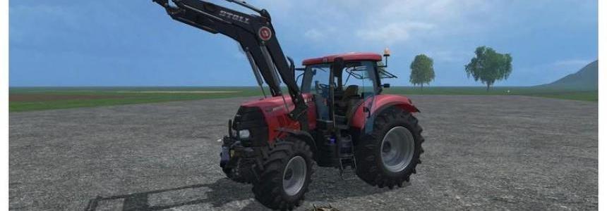 Case Puma 160 front loader v1.2