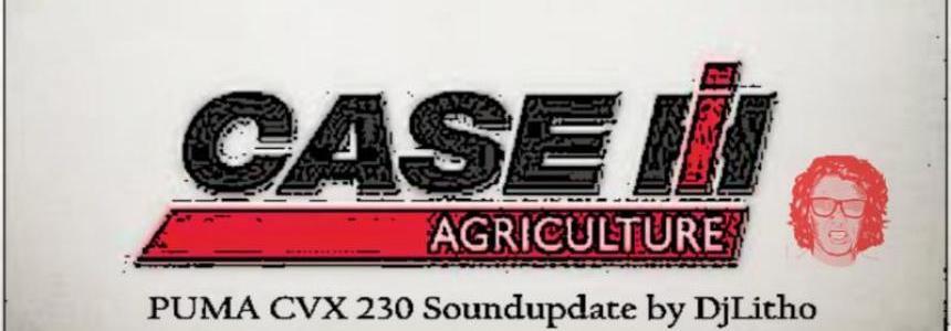 Case Puma CVX 230 Soundupdate v1.0